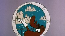 The Rocky and Bullwinkle show - Episode 60 - Rocky & Bullwinkle - Jet Fuel Formula (24) - The Slippery Helm...