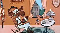 The Rocky and Bullwinkle show - Episode 63 - Bullwinkle's Corner - Barbara Frietchie