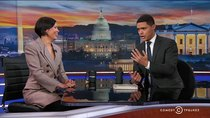 The Daily Show - Episode 87 - Alex Wagner