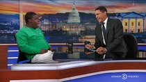 The Daily Show - Episode 91 - Tracy Morgan