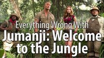 CinemaSins - Episode 30 - Everything Wrong With Jumanji: Welcome to the Jungle