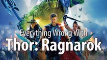 CinemaSins - Episode 33 - Everything Wrong With Thor Ragnarok