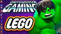 Did You Know Gaming? - Episode 261 - Lego Movie Games