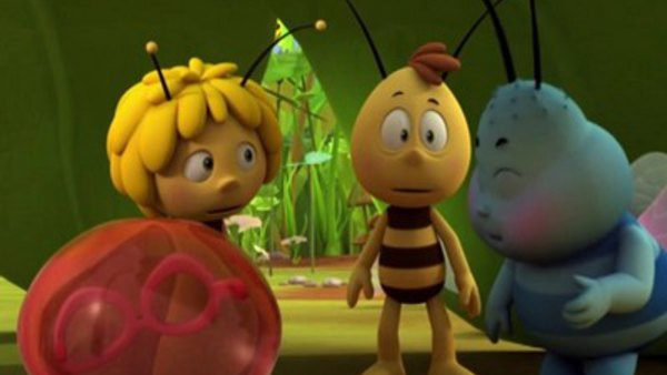 Maya the bee - Episode 1 - The Birth of Maya - YouTube