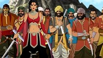 Baahubali: The Lost Legends - Episode 9 - The Pirate's Daughter