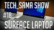 Aurelien_Sama: Tech_Sama Show - Episode 18 - Tech_Sama Show #18 : Surface Laptop, SpaceX