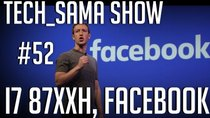 Aurelien_Sama: Tech_Sama Show - Episode 52 - Tech_Sama Show #52 : I7 87xxH, Scandal FaceBook, Le Notch...