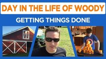 Day in the Life of Woody - Episode 2 - Chopping Wood, Colin Update, Stable Update
