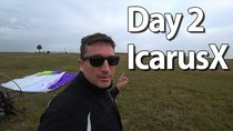 Day in the Life of Woody - Episode 9 - Florida IcarusX Race Day 2 - Paramotor