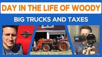 Day in the Life of Woody - Episode 10 - New Ford F250, New Camera, Paying Taxes