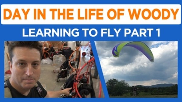 Day in the Life of Woody - S2016E34 - Learning To Fly Part 1