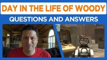 Day in the Life of Woody - Episode 36 - Q&A Gamebattles w Tmartn, Best PKA Moment, more