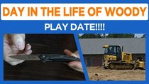 Day in the Life of Woody - Episode 38 - PLAY DATE!!! PKA Knife Unboxing, Mid life Crisis