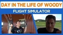 Day in the Life of Woody - Episode 42 - Flight Simulator Paramotor Training