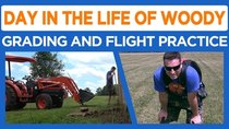 Day in the Life of Woody - Episode 45 - At last, gangster rap - Stable Update, Flying Practice
