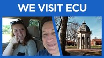 Day in the Life of Woody - Episode 61 - Hope and Woody Visit ECU - East Carolina University