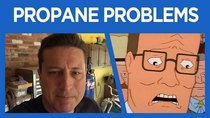 Day in the Life of Woody - Episode 75 - Propane Problems and Drone Repair