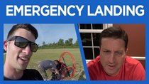 Day in the Life of Woody - Episode 80 - Paramotor Emergency Landing - Fixing the Root Cause