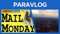 Day in the Life of Woody - Episode 123 - Mail Monday Paravlog - Woody Gets Lost