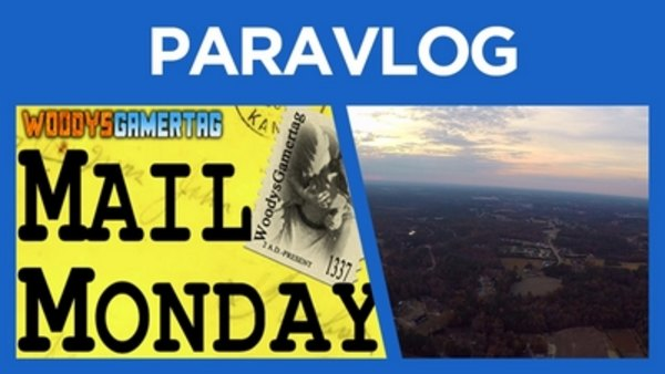 Day in the Life of Woody - S2016E123 - Mail Monday Paravlog - Woody Gets Lost