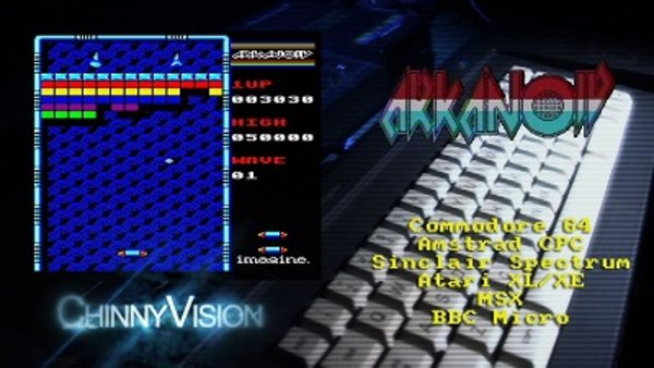 ChinnyVision - S01E55 - Arkanoid