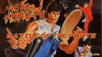 Battle of the Ports - Episode 217 - Yie Ar Kung-Fu