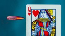 Smarter Every Day - Episode 194 - THE EDGERTON SHOT (Bullet Splitting Playing Card)