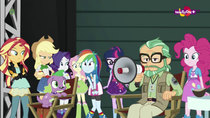 My Little Pony: Equestria Girls - Episode 2 - Movie Magic