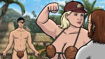 Archer - Episode 6 - Danger Island: Some Remarks on Cannibalism