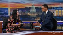 The Daily Show - Episode 109 - Awkwafina