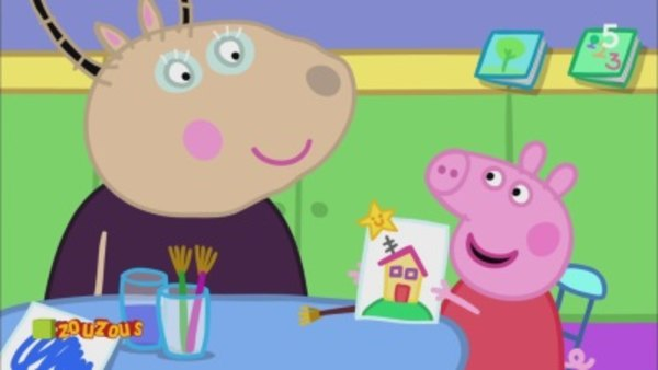 Peppa Pig сезон 5 серия 42