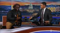 The Daily Show - Episode 110 - Brian Tyree Henry