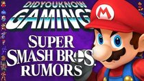 Did You Know Gaming? - Episode 267 - A Complete History of Super Smash Bros Rumors