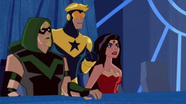 justice league action barehanded online