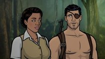 Archer - Episode 8 - Danger Island: A Discovery