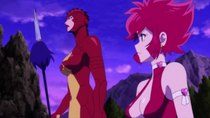Cutie Honey Universe - Episode 11 - You Will Be Mine