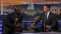 The Daily Show - Episode 116 - Mike Colter