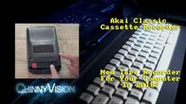 ChinnyVision - Episode 234 - New Cassette Recorder For Your 8 Bit In 2018?