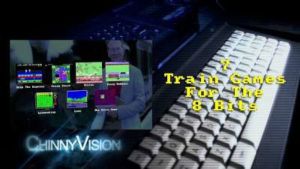 ChinnyVision - S01E236 - 7 Train Games For The 8 Bits