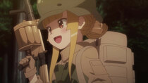 Sword Art Online Alternative: Gun Gale Online - Episode 11 - Psycho Llenn