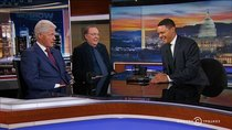 The Daily Show - Episode 122 - Bill Clinton & James Patterson