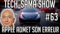 Aurelien_Sama: Tech_Sama Show - Episode 63 - Tech_Sama Show #63 : Apple Admet son Erreur, Carte SD de 128...