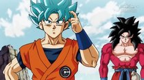 Super Dragon Ball Heroes - Episode 1 - Goku vs. Goku! A Super Battle Begins on Prison Planet!