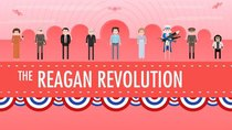 Crash Course US History - Episode 43 - The Reagan Revolution