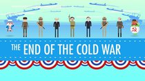 Crash Course US History - Episode 44 - George HW Bush and the End of the Cold War