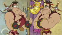 Dave the Barbarian - Episode 12 - Terror of Mecha-Dave