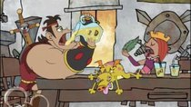 Dave the Barbarian - Episode 19 - Here There Be Dragons