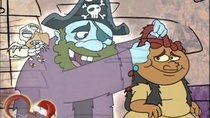 Dave the Barbarian - Episode 30 - That Darn Ghost!