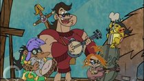 Dave the Barbarian - Episode 33 - Night of the Living Plush