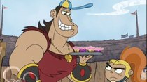 Dave the Barbarian - Episode 38 - Plunderball